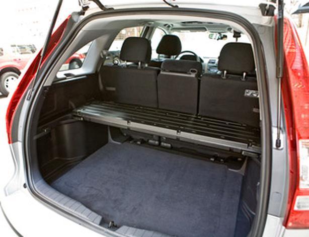 Honda CRV 2007-2011 Cargo Mid Shelf