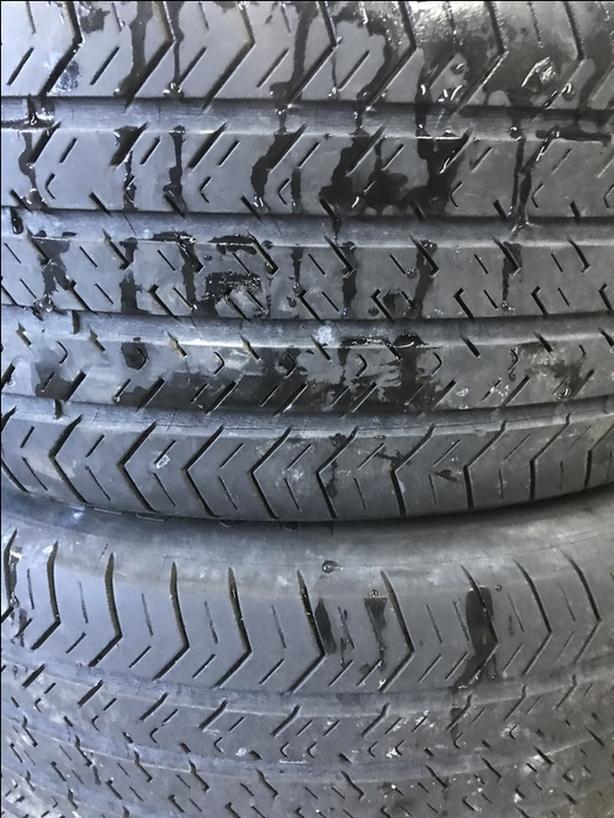195/60r15 Michelin X Radial