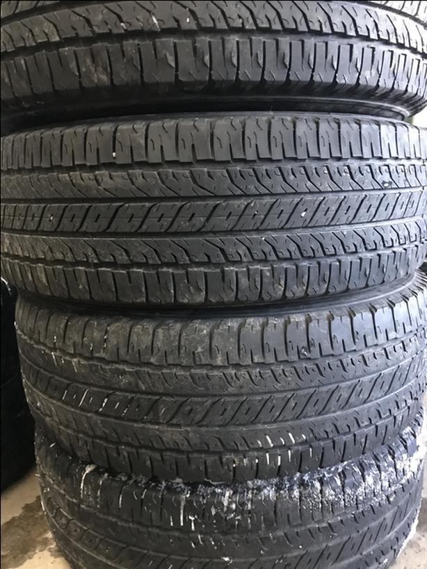 235/70r16 BFGoodrich Long Trail T/A