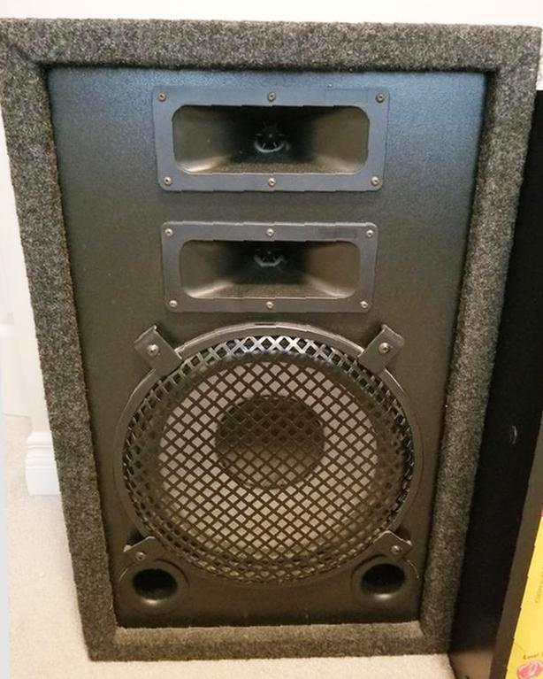 Acoustic Response Speakers 250W (x2)