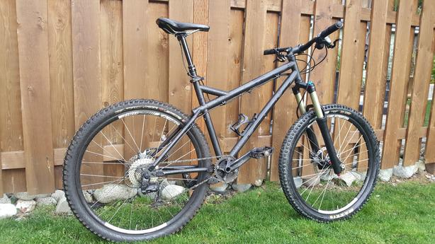  Log In needed $750 · Evil Sovereign hardtail (L) 27 5