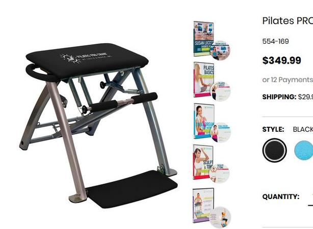 Pilates Pro Chair REDUCED PRICE
