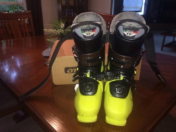 Krypton Rampage Dalbello Ski Boots Size 25.5