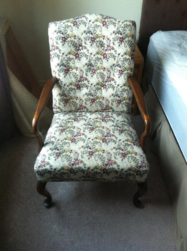 Accent chair - was $100 - now only $60