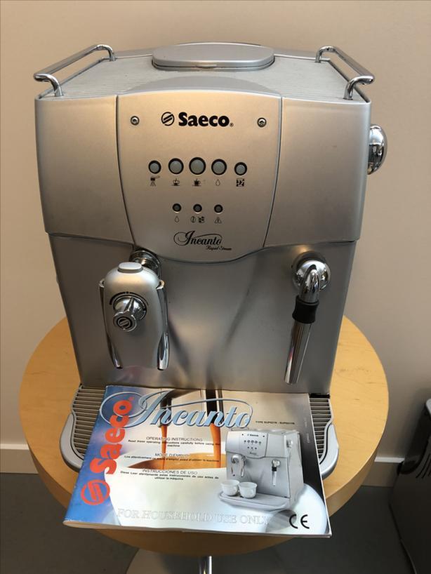 Saeco Incanto Classic Superautomatic Espresso Coffee Machine