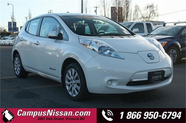 2015 Nissan Leaf | S | FWD w/ Quick-Charge |