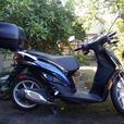 2018 Piaggio Liberty Scooter - 50cc