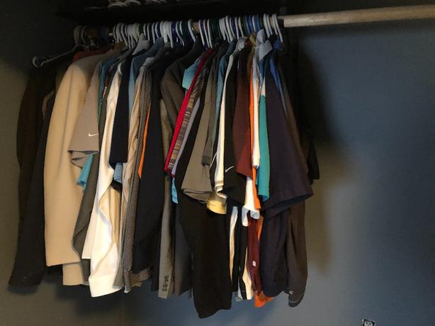 50+ basically new golf shirts