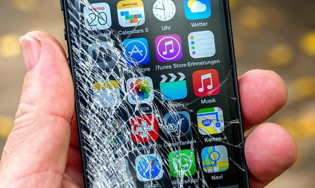 WANTED: Broken/Cracked iPhone 6s & Newer