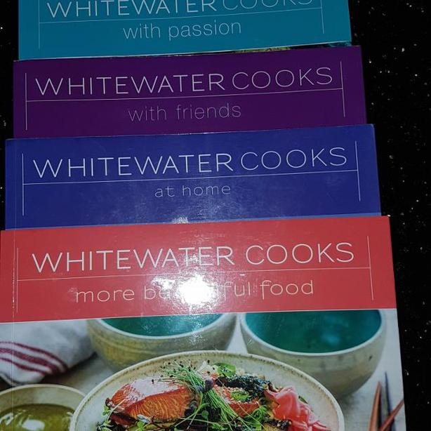 WANTED: WHITEWATER COOKBOOKS