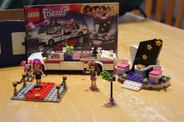 Lego Friends Limo #41107