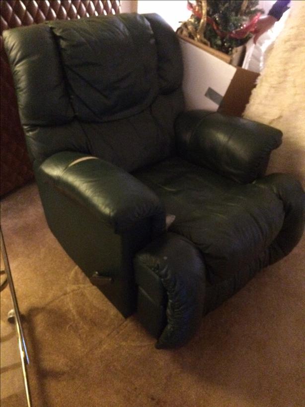 rocker, recliner chair