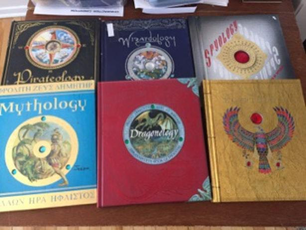 Sex of 6 -ology books