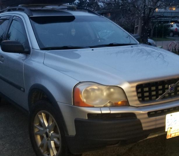 Largest Volvo Suv: Category: Suvs, Price To $5000 In Victoria, BC