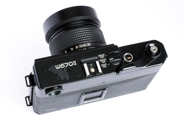 Fuji GW670 II Medium Format Camera