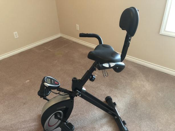 Electronic Exercise Stationery Bike