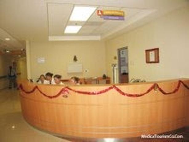 Hospital Ward Clerk