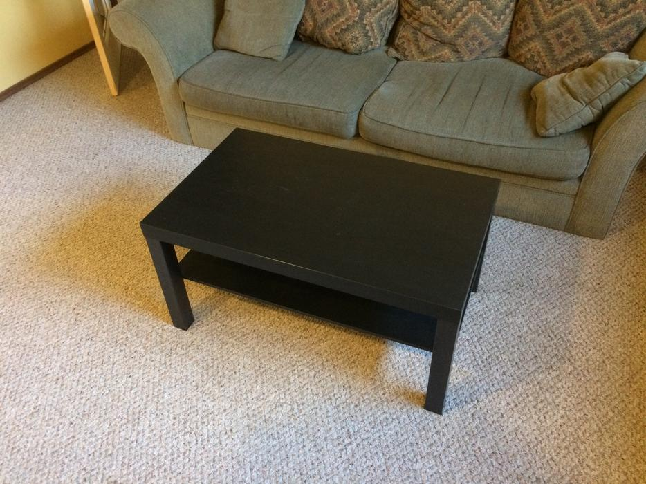 Ikea Lack Coffee Table Black Brown Saanich Victoria Mobile