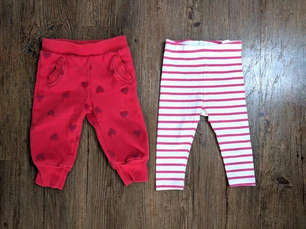 8f0a62c69d555d VGUC - 6-12m Joe Fresh leggings and sweat pants Saanich, Victoria