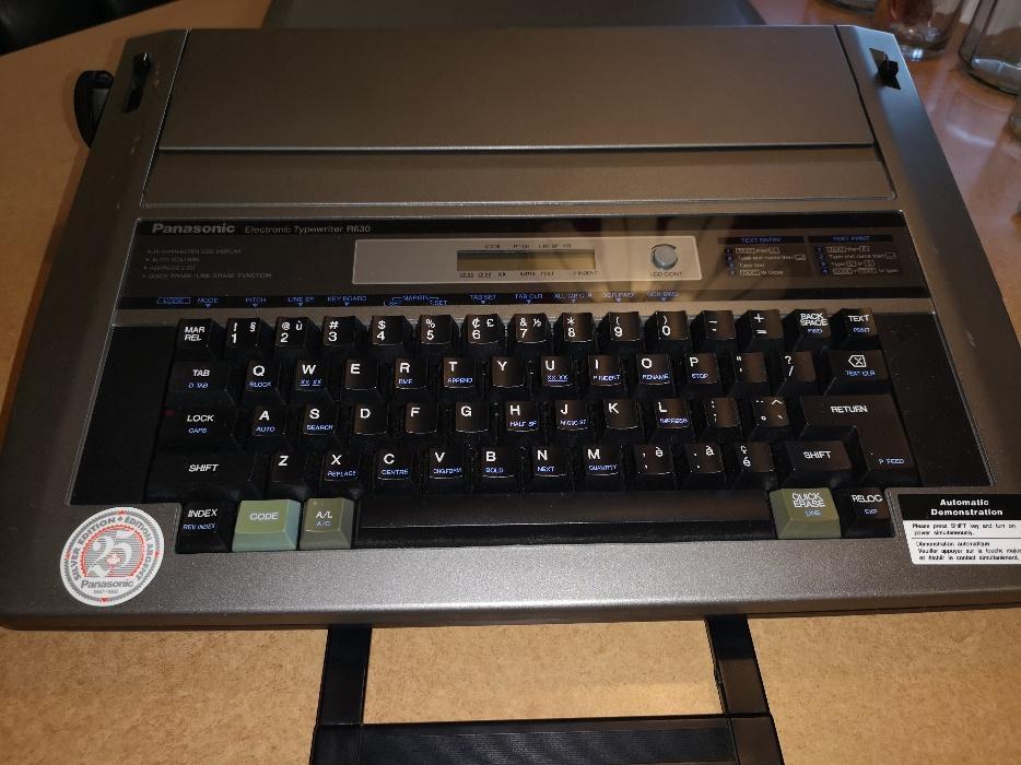 $50 · Panasonic Electric Typewriter