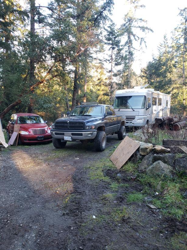 2000 Dodge Ram 2500 Diesel