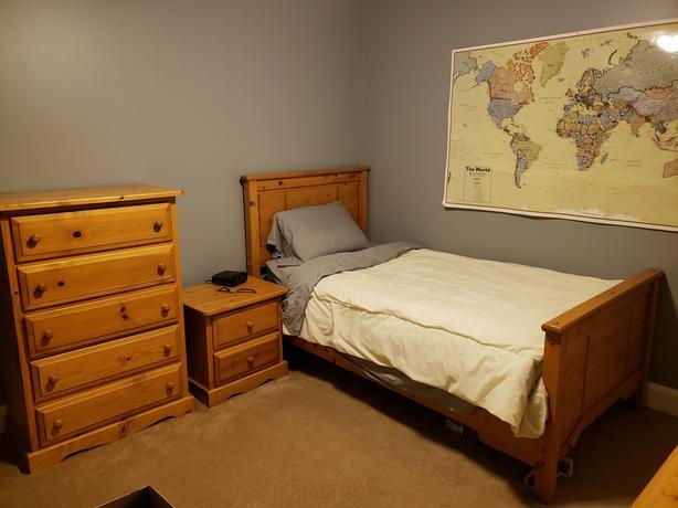  Log In needed $500 · Solid Pine Bedroom Furniture