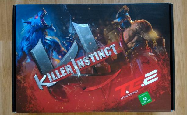 Mad Catz Killer Instinct Arcade FightStick TE2 Xbox One