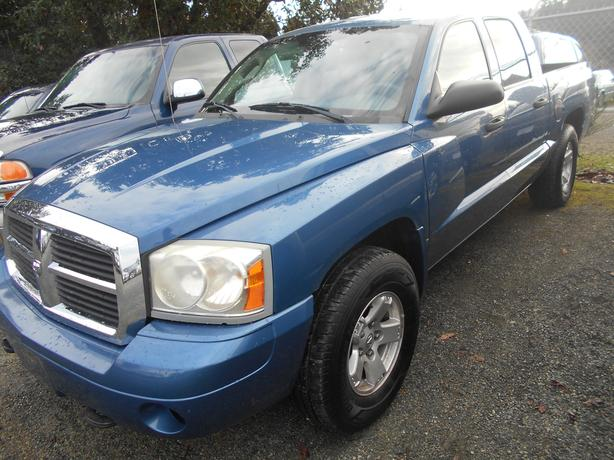 DODGE DAKOTA SENIOR OWNED MINT
