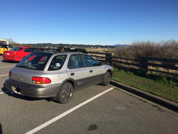 1999 Subaru Impreza Outback Sport