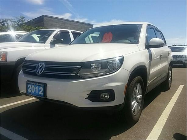 2012 Volkswagen Tiguan Comfortline 6sp at Tip