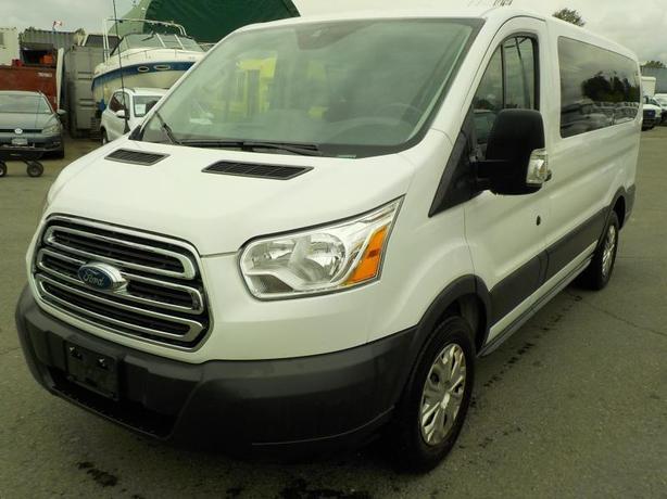 2016 Ford Transit 150 Van Low Roof XLT 130-in. Wheelbase 10 Passenger Van
