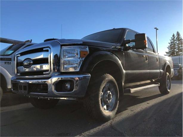 2012 Ford F-250 Super Duty SRW XLT