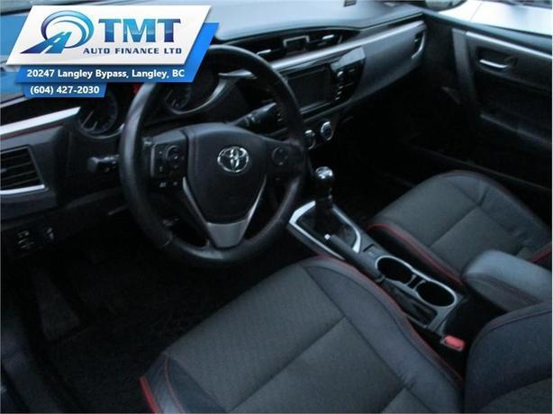 2015 Toyota Corolla COR L/LE/LEPL/PR/S/SPL/PR  - $84.63 B/W