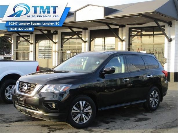2017 Nissan Pathfinder BASE  - $195.39 B/W
