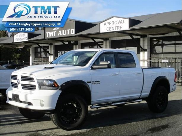 2014 Ram 1500 UNKNOWN  - Bluetooth -  SiriusXM - $332.24 B/W
