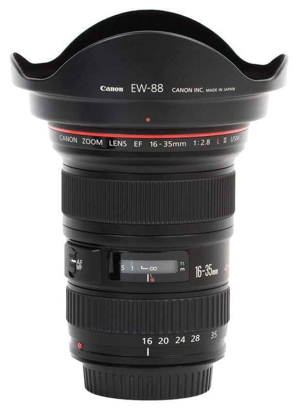 Canon 16-35 2.8 II