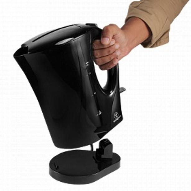 Black Water kettle