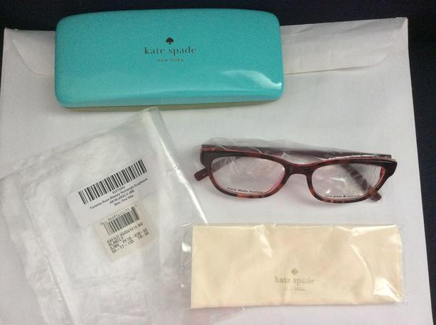 Kate Spade eyewear frame