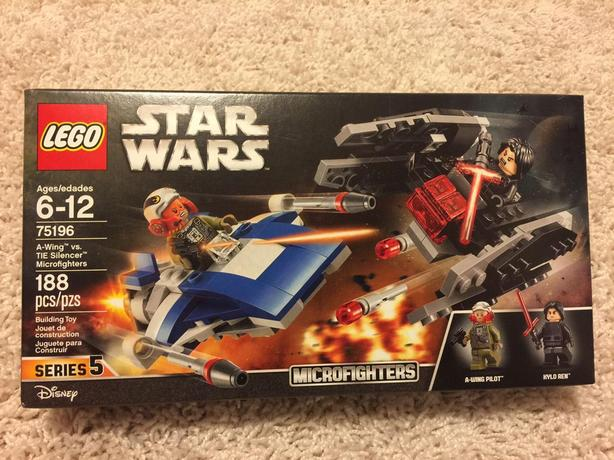 LEGO 75196 STARWARS - NEW