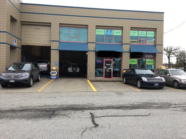 Auto Shop For Rent Near Me >> 119 000 Auto Repair Shop For Sale