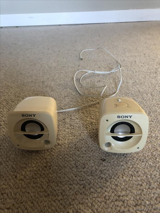 Sony speakers portable