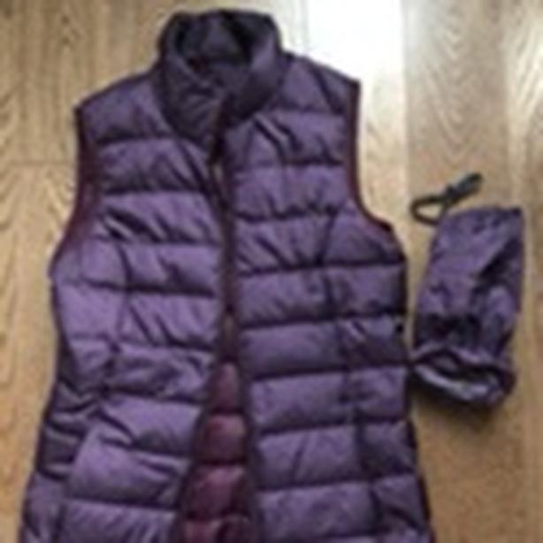 Women's CirrusLite Down Vest - XS - packable