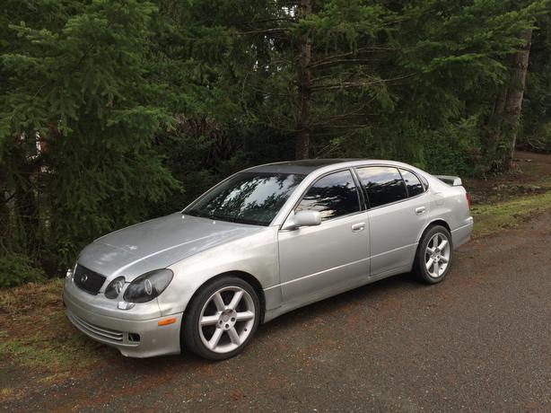  Log In needed $3,500 · Lexus GS300 2jz
