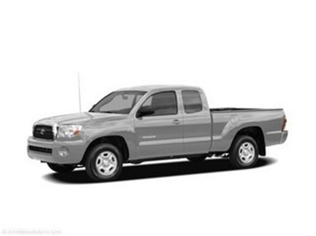 2008 Toyota Tacoma 4X4 No Accidents Local B.C.