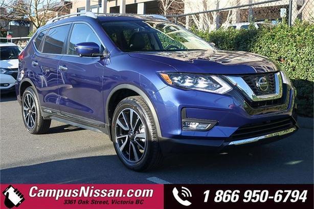 2018 Nissan Rogue SL w/ Propilot Assist