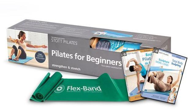 YOGA & PILATES Four-Piece Workout Kit FOR SALE