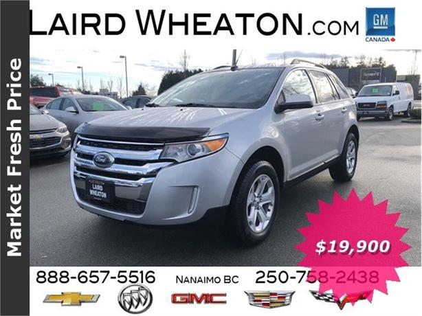 2014 Ford Edge SEL AWD NO ACCIDENTS, Bluetooth