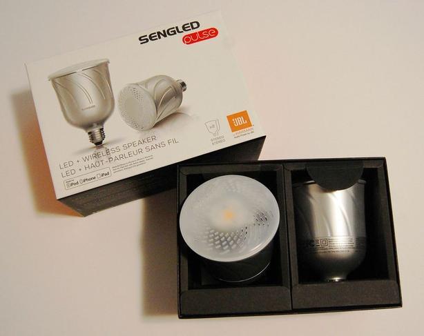 Sengled Pulse Dimable LED Bulb with Speaker