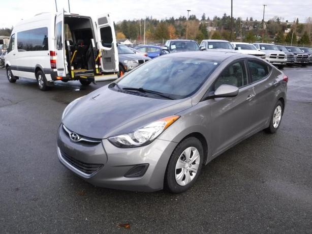 2013 Hyundai Elantra GLS Manual
