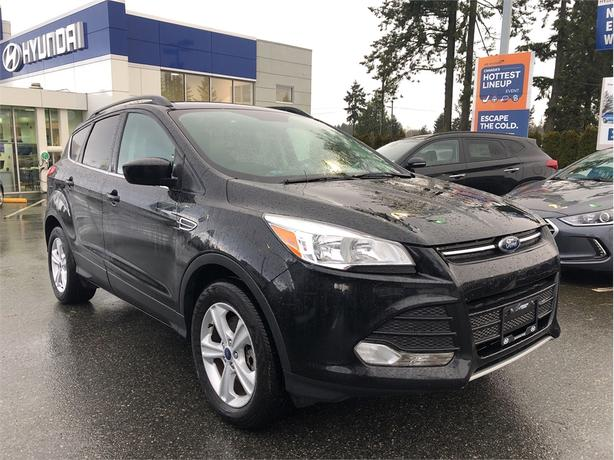 2015 Ford Escape SE, Bluetooth, Heated seats, Backup camera